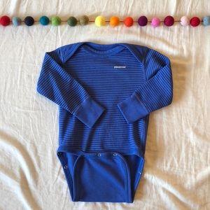 Patagonia Baby Capilene 3 Midweight Bodysuit - 6M